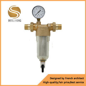 High Quality Brass Pre-Filter for Water pictures & photos