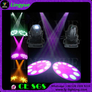 60W RGB DMX Stage Moving Head Beam Spot Disco Lighting pictures & photos