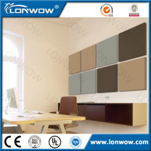 Acoustic Fiberglass Board Wall Panel pictures & photos