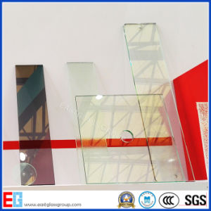 4mm 5mm 6mm Mistlite Nashiji Louver Glass/Plate Glass Window Prices