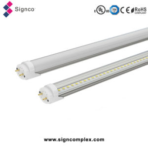 Cost Effective LED T8 Tube 18W, Best Price LED Tube Light T8 with UL Dlc ERP Ce RoHS pictures & photos