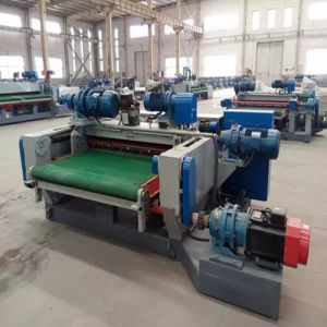 Wood Veneer Rotary Peeling Cutting Lathe Machinery pictures & photos