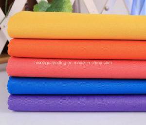 150dx300d Weight: 160G/M2 Polyester Gabardine Fabric pictures & photos