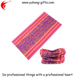 100% Polyester Fashion Design Turban (YH-HS066) pictures & photos