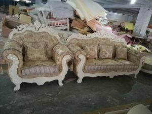 Dubai Sofa, Leather Sofa, Royal Sofa (B003) pictures & photos