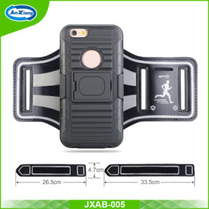2017 Neoprene PC Sports Running Armband Phone Wrist Case Pouch Reflective Safe Night Running pictures & photos