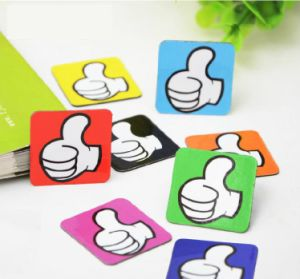 Thumb Finger Fridge Magnets Permanent Magnetic (TB-807) pictures & photos