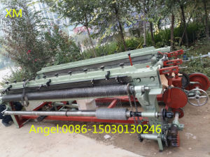 China Straight Reverse Hexagonal Wire Netting Mesh Machine Supplier pictures & photos
