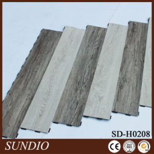 Decorative Timber Wood Finish Laminated Floor Panel pictures & photos