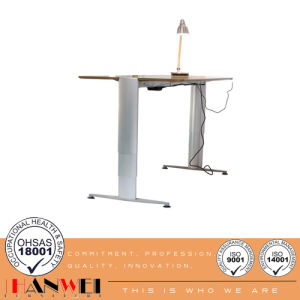 Panel Wooden Furniture-Height Adjustable Table pictures & photos