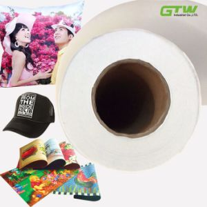 75GSM Fast Dry Dye Sublimation Paper for Inkjet Printing pictures & photos