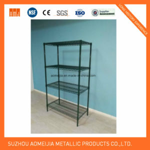Hot Sale Metal Chrome Wire Flowers Shelf for    Iraq pictures & photos