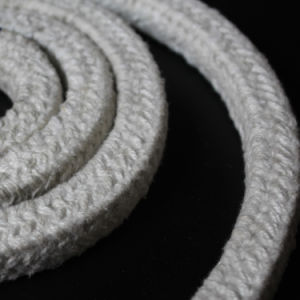 High Temperature Thermal Insulation Ceramic Square Braided Rope pictures & photos