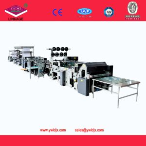 Student Exercise Book Making Machine Reel to Notebook Making Equipment Paper Notebook Making Line Wm1020 pictures & photos