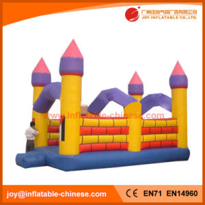 Lovely Printing Inflatable Jumping Castle (T2-502) pictures & photos