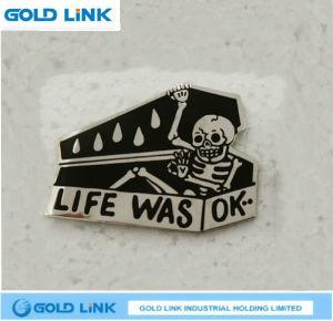 Custom Metal Pin Fashion Cloth Lapel Pin Custom Metal Badge pictures & photos