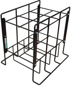 Supply OEM Service Power Coated Shelf Steel Racks and Stands pictures & photos
