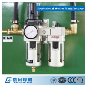 Air Cylinder System Type Spot and Projection Welding Machine to Weld Metal Plate pictures & photos