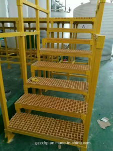 FRP GRP/Fiberglass Tread pictures & photos