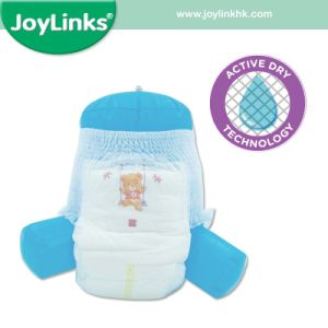 Disposable Baby Diaper Pants with Certificate of ISO9001 and SGS pictures & photos