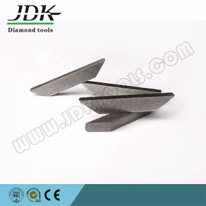 High Efficiency Diamond Gangsaw Segment for Marble Cutting Tools pictures & photos