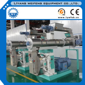 New Advanced Ring Die Pelletizing Machine pictures & photos