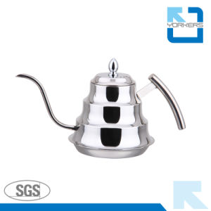 New Design Stainless Steel Kettle Gooseneck Kettle pictures & photos