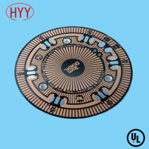 Single Layer Fr4 PCB with White Soldermask Board (HYY-050) pictures & photos