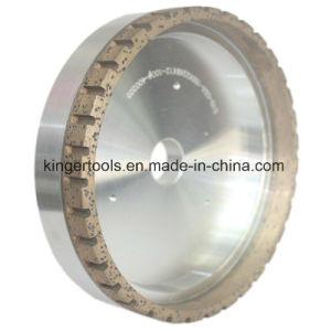 Outer Segmented Diamond Wheel---Processing Glass