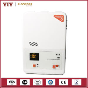 Relay Type Air Conditioner Automatic Voltage Stabilizers 5kVA pictures & photos