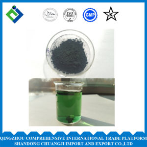 Natural Chlorophyll Powder with GMP ISO for Colrant