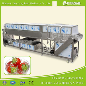 Dup-5000 High Spray Fruit and Vegetable Washing Machine pictures & photos
