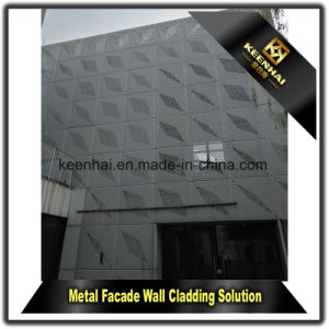 Art Decorative Aluminum Curtain Wall for Buildings pictures & photos