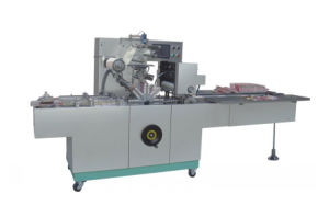 Cellophane Food Plastic Tray Wrapping Machines pictures & photos