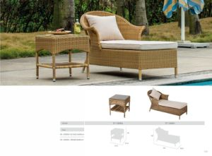 Outdoor Leisure Imitation Rattan Wicker Chair