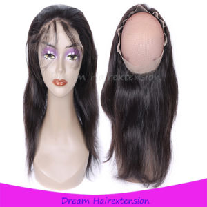 Hot Selling Virgin Brazilian Hair 360 Band Lace Frontal Wig pictures & photos