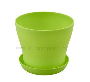 Color Plastic Garden Pot (KD9801N-KD9805N) pictures & photos