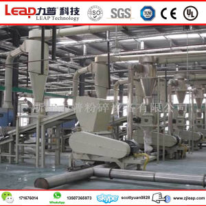 ISO9001 & CE Certificated Cotton Fiber Grinding Mill Complete Line pictures & photos
