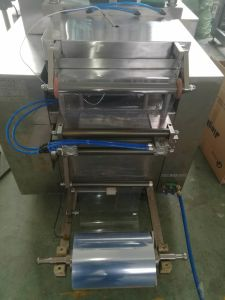 Blister PVC Packing Machine with Razor/Toothbrush/Toys pictures & photos