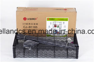 Epoxy Metal Wire Shelving Rack 500lbs Per Shelf (CJ12035180A4E) pictures & photos