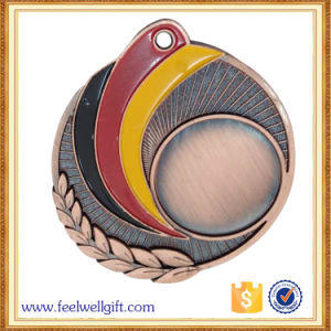 Customized Soft Enamel Zinc Alloy Medal for School Sporting pictures & photos