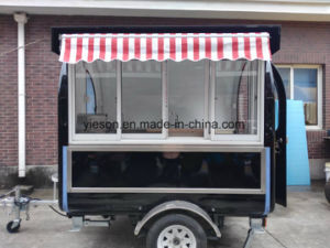 Street Sale Food Cart Kiosk pictures & photos
