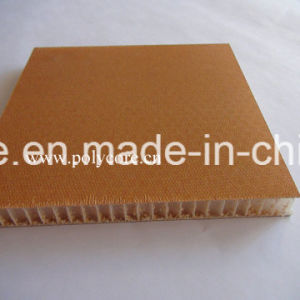 Waterproof Light Weight Fiberglass Honeycomb Sandwich Panel pictures & photos