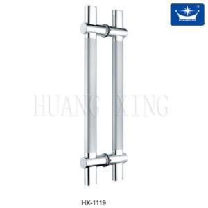 SUS304 Glass Door Handle pictures & photos