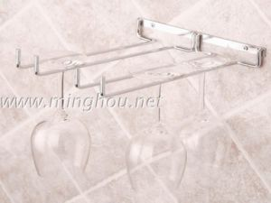 Practical Wine Glass Rack Hanging Wine Glass Drying Rack pictures & photos