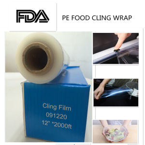 BPA Free Slider /Plastic Cutter PE Cling Film for Food Wrap pictures & photos