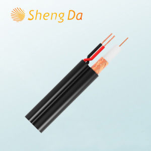 Radio Frequency Audio and Video Coaxial Cable Type Rg Series 6 pictures & photos
