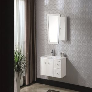 Wall-Mounted Solid Wood Bathroom Vanity pictures & photos
