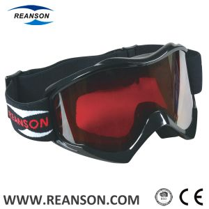 Wide Lenses Highly Flexibility TPU Frame Skiing Snowboarding Goggles pictures & photos