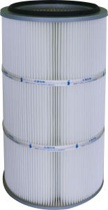 Manufacture of Polyester Cartridge Filter with PTFE Membrane pictures & photos
